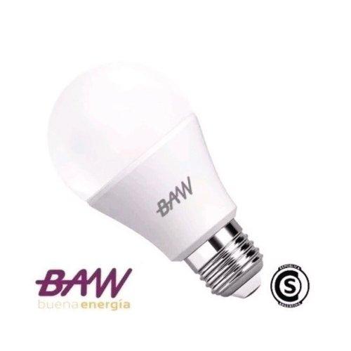 LAMPARA LED A60 12 W 220V E27 20000H