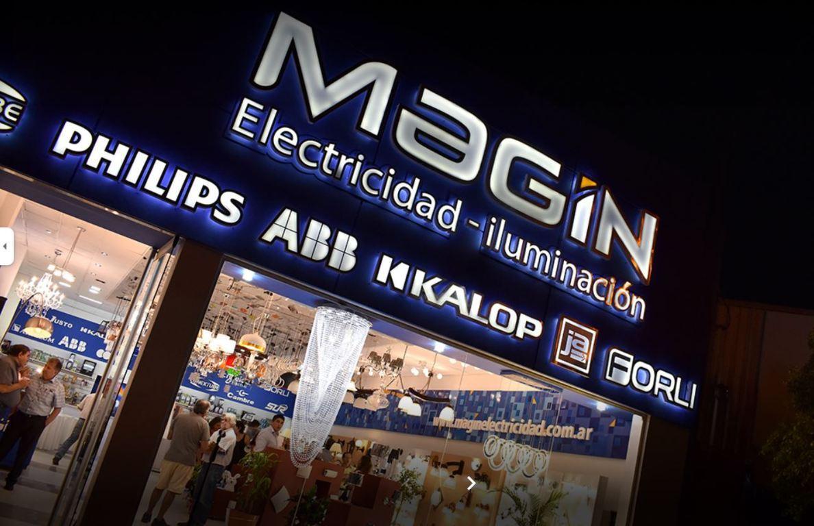 Magín Electricidad E Iluminación